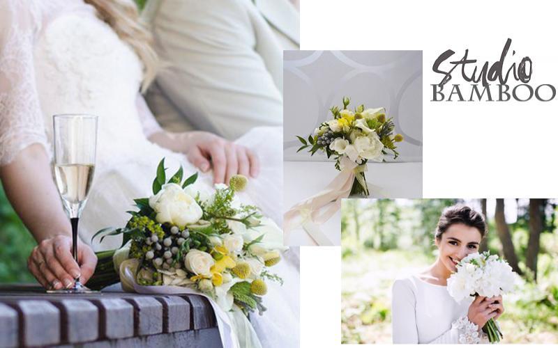 Свадебный букет невесты в Новополоцке и Полоцке